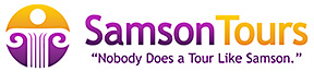 "Samson Tours - ""Nobody does a tour like Samson"" - to the Holy Land and eveywhere else"